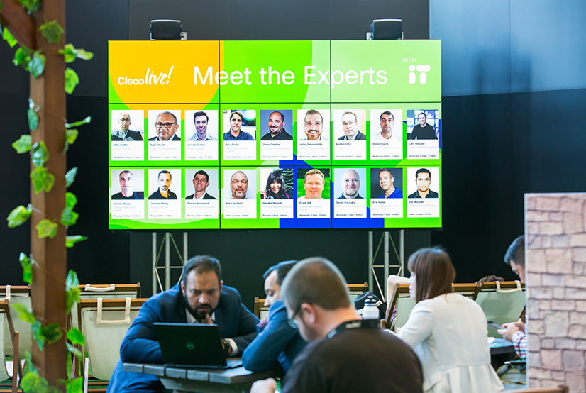 Cisco Live! 2018 Meet the Experts