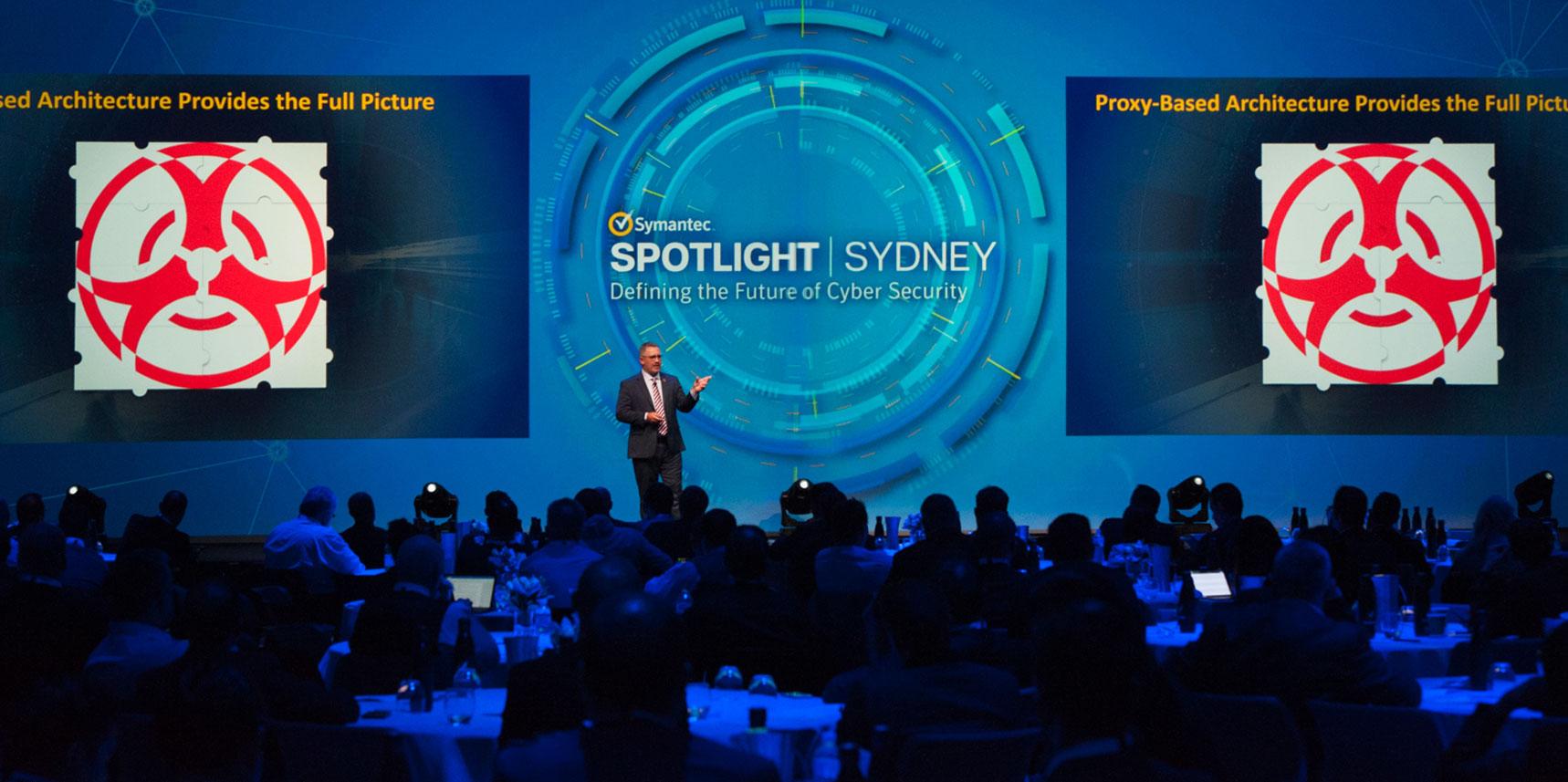 Symantec Spotlight Conference